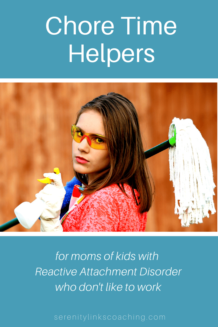 Chores for Kids:  Awesome Chore Time Helpers