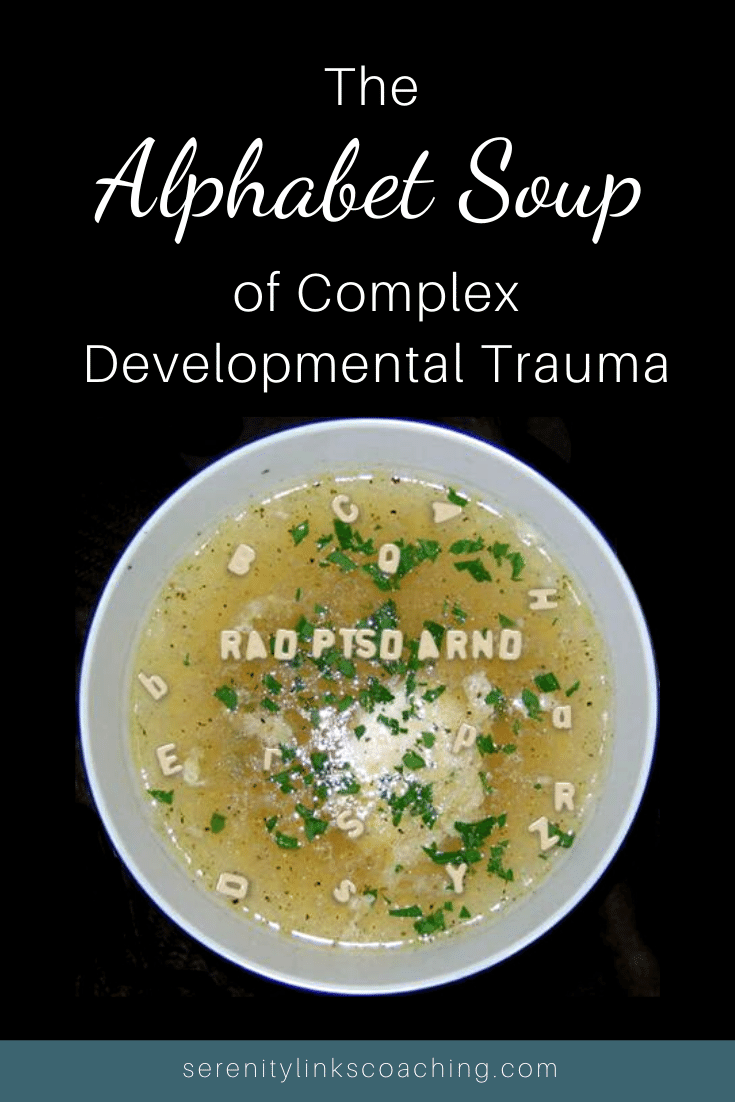 The Alphabet Soup of Complex Trauma
