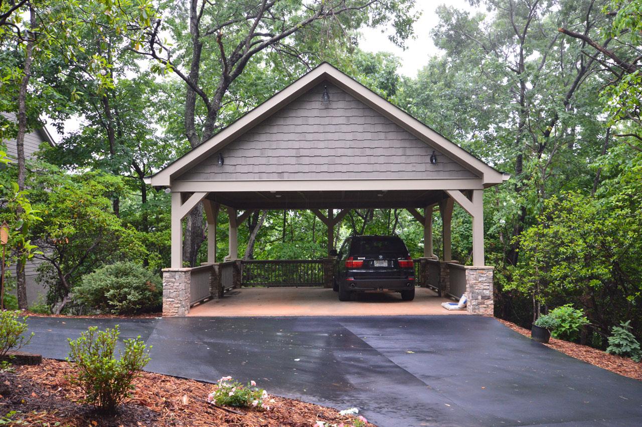 Garage and Carport Additions  Serenity Renovations