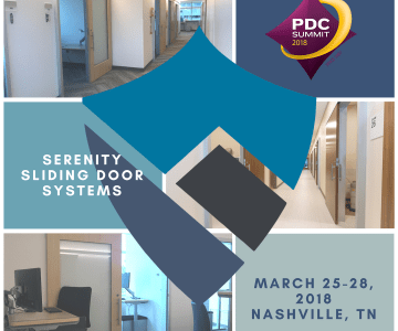 Serenity Attending the PDC Summit March 25-28