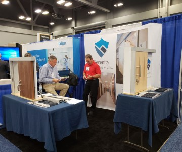 Serenity attends Healthcare Facilities Symposium and Expo