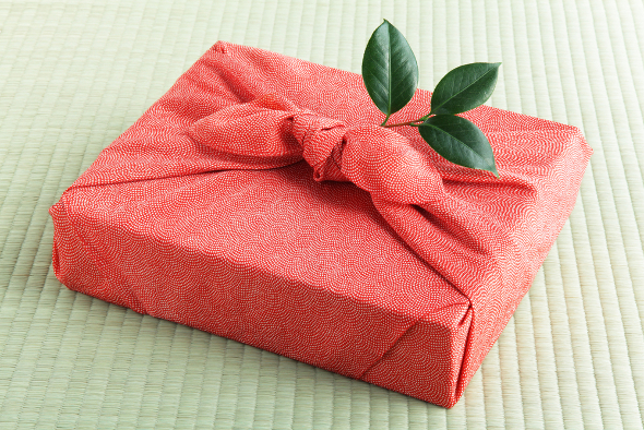 furoshiki gift wrapping japanese