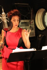 Serenity in the studio