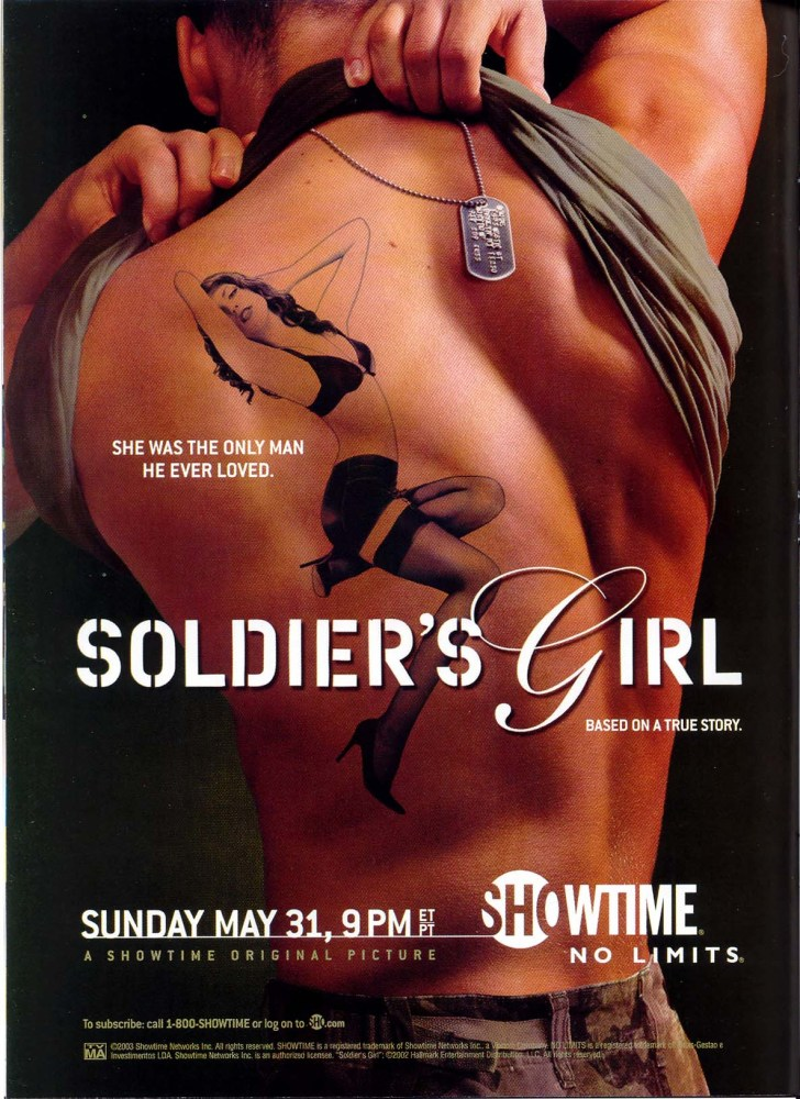 Soldier's Girl - A Review for Transgender Day of Remembrance