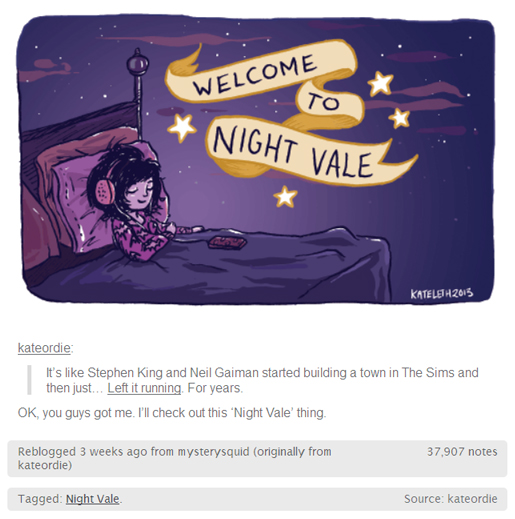 Review: Night Vale (2/6)