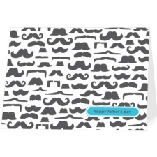 Mustache Madness :  Charcoal  Designed by  Tallu-lah