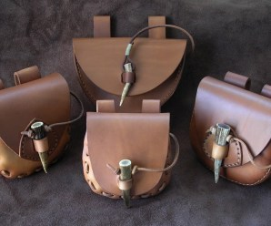 Crafting with Leather