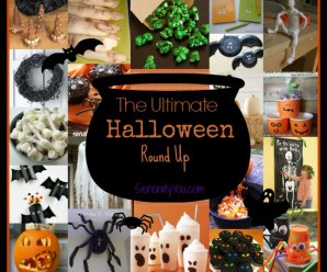The Ultimate Halloween Round Up