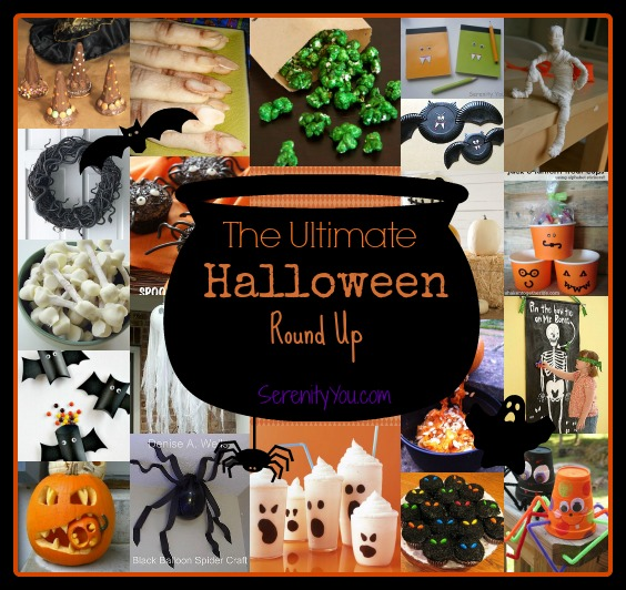 ultimate Halloween round up