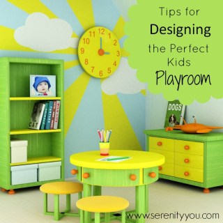 Tips for designing the perfect kids playroom