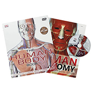 The Human Body Book Set