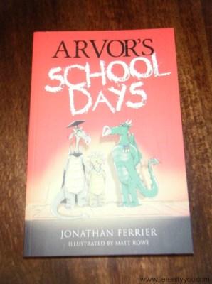 Arvor's School Days By Jonathan Ferrier