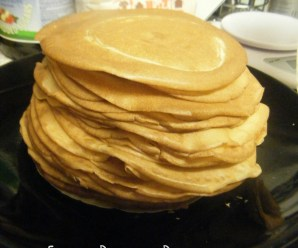 Easy Peasy Pancakes