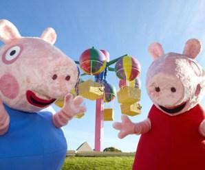 Take a Short Break to Peppa Pig World