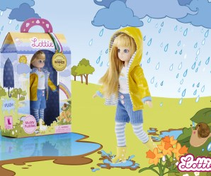 Muddy Puddles Lottie Doll + Giveaway