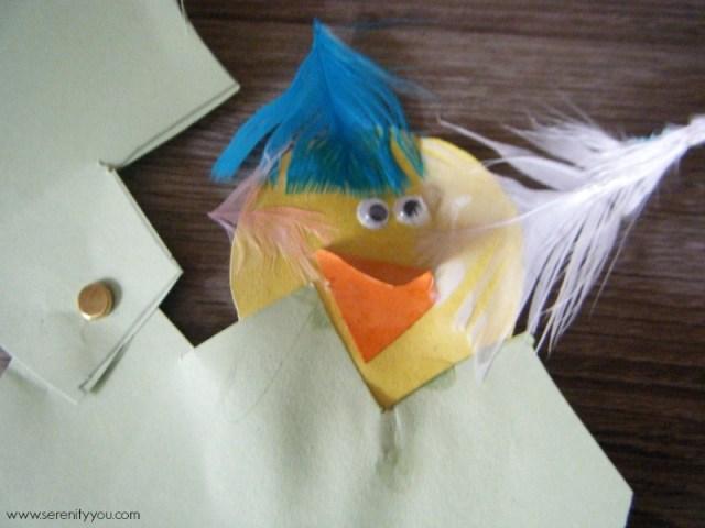 Easter Egg Surprise Kids Craft