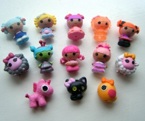 Lalaloopsy Tinies Review + giveaway