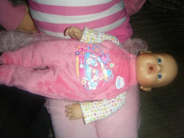 baby born bathtime doll 2