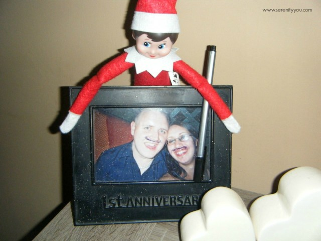 The Elf on the shelf 4