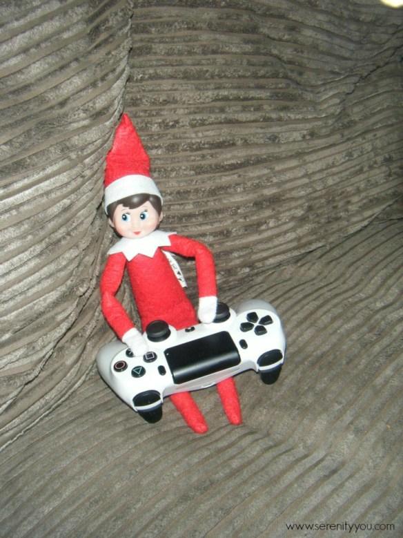 The Elf on the shelf 5