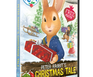 Peter Rabbit – Special Christmas Tale DVD + giveaway