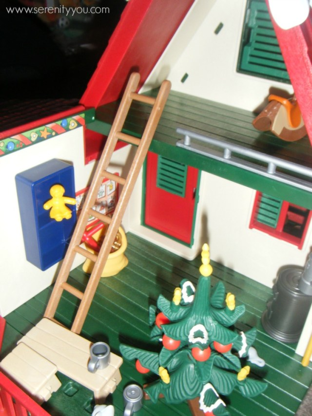 playmobil Christmas Santa set 5