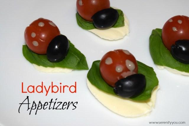 ladybird appetizers 3