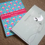 Personalized Birthday & Address Books