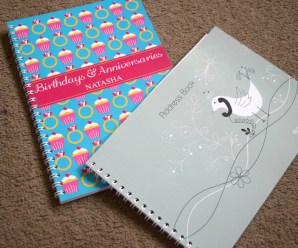Birthday and Address Book – Review