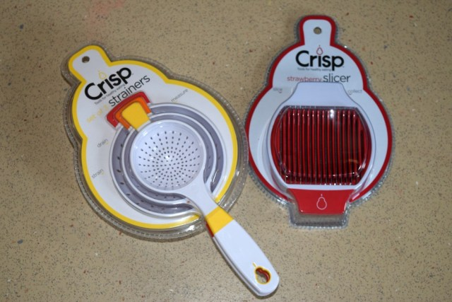 crisp kitchen items