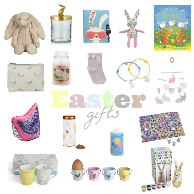 Non Chocolate Easter Gifts 2016