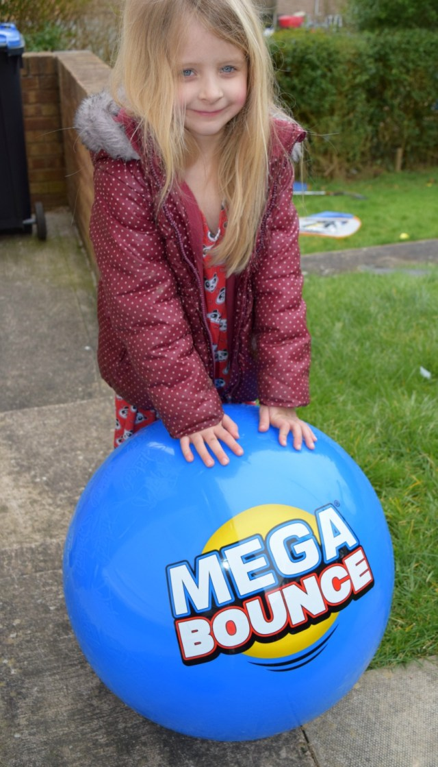 mega bounce ball 2