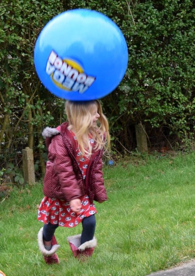 mega bounce ball 3