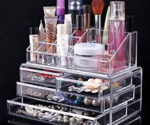 Time To Spring Clean Your Make Up & Win an Acrylic Case