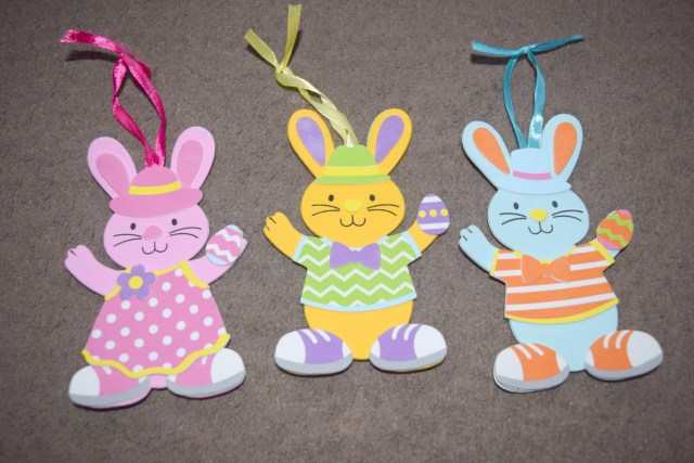 yellow moon easter crafts 9