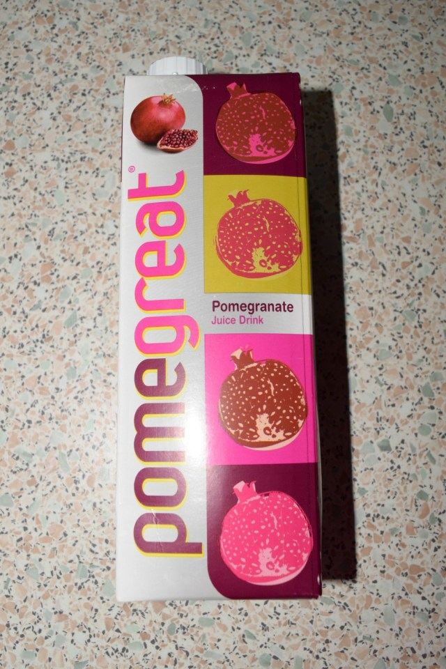 degustabox may - pomegreat