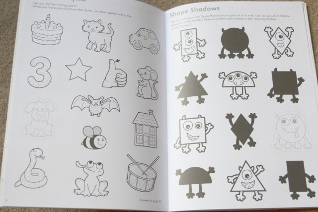 things to do activity book 2