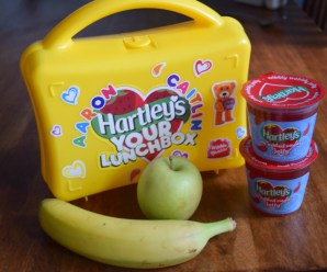 Back to School Lunches with Hartley's Jelly