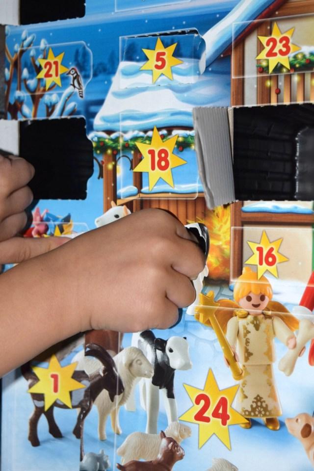 Playmobil Advent calendar Christmas on the Farm