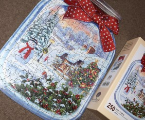 Wentworth Puzzle – Snow is Falling Jigsaw Review