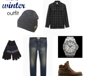 Mens Winter Outfit