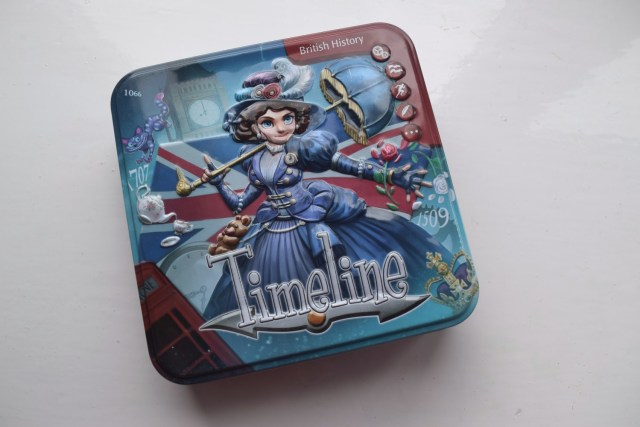 Timeline Game Review - #BoardGameClub