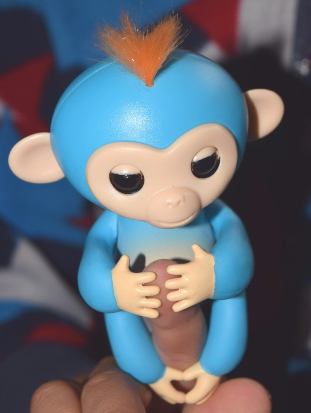 Meet Boris the Fingerling - The New Cute Monkey Toy