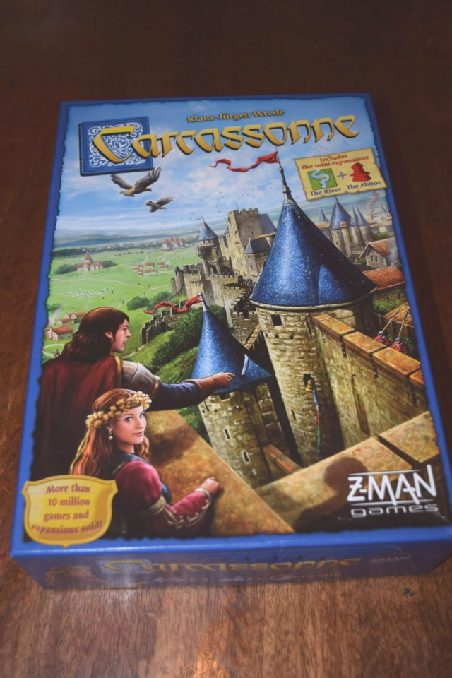 Carcassonne Game Review Boardgameclub Serenity You