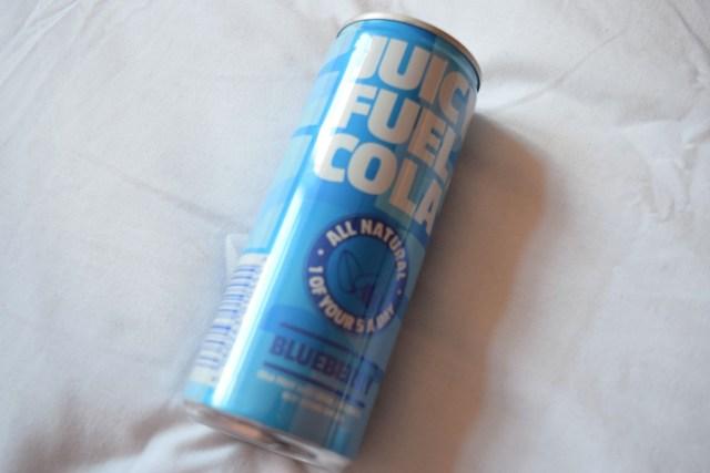Degustabox - Juicy Fuel Cola
