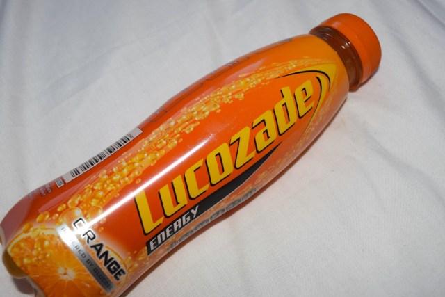 Degustabox - Lucozade