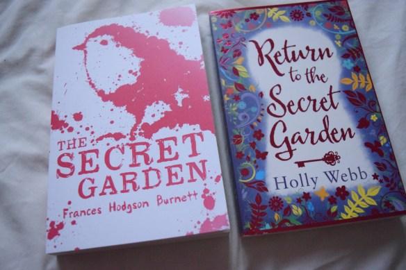 The Secret Garden and Return to the Secret Garden  books
