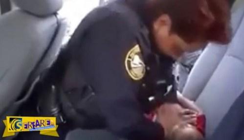 TΡΟΜΕΡΟ! Αστυνομικίνα έσωσε την ζωή ενός ετοιμοθάνατου παιδιού!