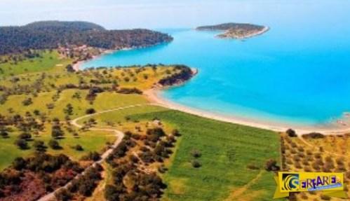 Εγκρίθηκε ο σχεδιασμός για το μεγαλύτερο τουριστικό χωριό στην Ελλάδα!