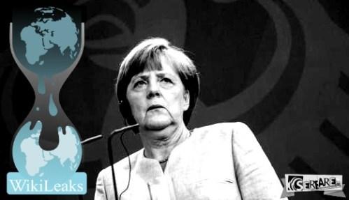 Βόμβα Wikileaks: Η Μέρκελ ήξερε από το 2011 ότι η Ελλάδα δε θα αποπλήρωνε το χρέος!